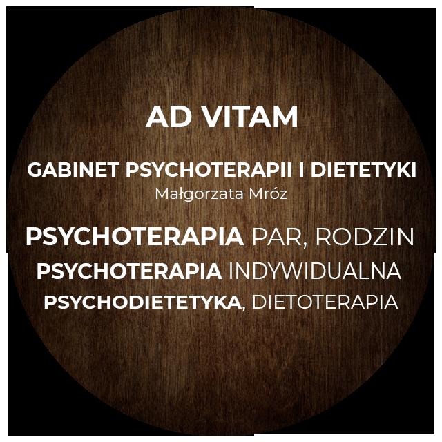 AD- VITAM -Małgorzata Mróz